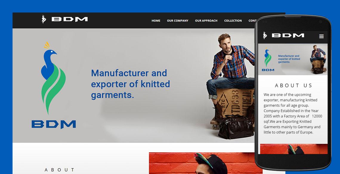 BDM Garments